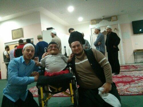 Fatih Camii in Castrop-Rauxel (07. / 08.09.2013)